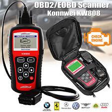 OBD2 Scanner CAN Engine Reset Tool KW808 KONNWEI Car Diagnostic Code Reader