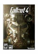 Fallout 4 - PC Disc Standard Free Shipping