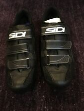 Sidi Zephyr Carbon Mega Black Size 44.5 (EU) Road Cycling Shoes