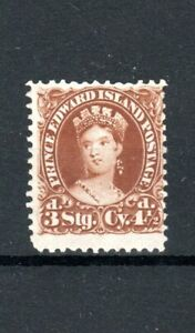 Canada - Prince Edward island 1870 4 1/2d (3d stg) MLH