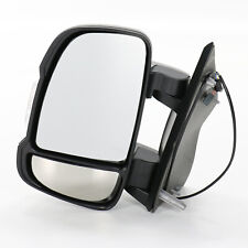 Außenspiegel Fiat Ducato 250 Fahrerseite manuell kurzer Spiegelarm OE 735517070