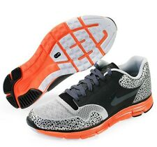 Nike Lunar Safari Fuse Sz 9 Black Grey Orange Atmos Air Max 1 Zero SF Giants