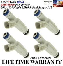 Bosch Fuel Injectors Set for 2001-2003 Ford Explorer Ranger 4.0L V6 01 02 03 4.0