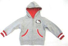 Sweats et vestes à capuches rouge pour fille de 2 à 16 ans
