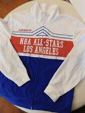 Adidas NBA All-Star Juego 1983XL Chaqueta El Forum los Ángeles Raro Trac2-1