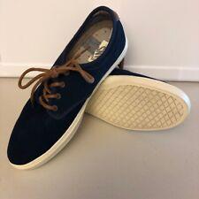 Vans OTW Ludlow Dress Blues Royal Suede Brown Leather Shoes Men's US Size 9