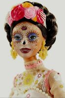 2020 Barbie Dia De Los Muertos (Day of The Dead) DOTD 2 Pink Doll - Ships NOW!