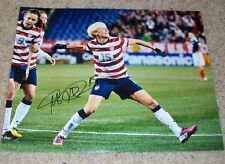 Megan Rapinoe Signed Autograph Team Usa World Cup 11x14 Photo wExact Video Proof