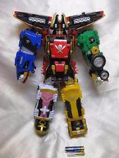 Power Ranger Super Megaforce Gokaiger DX Gokai-oh Legendary Megazord