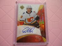 2018-19 ULTIMATE COLLECTION DILLON DUBE ROOKIE AUTO 122/175