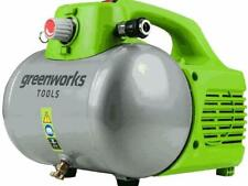 Greenworks Kompressor 6 l