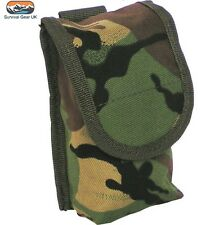 DPM MILITARY COMBI TOOL POUCH BRITISH ARMY WEBBING PHONE COMBI KNIFE HOLDER