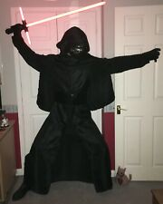 Star Wars Kylo Ren Robes/Outfit Cosplay + Accessories (no helmet or lightsaber)
