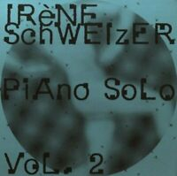 Piano Solo Vol 2 by Irene Schweizer CD - Very Good Condition