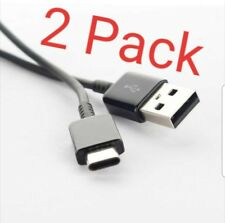 Nintendo Switch USB Type C Power Charger Charging Cable Cord Two Pack