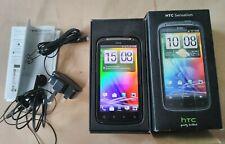 HTC Sensation - 1GB - Black (Vodafone) Smartphone