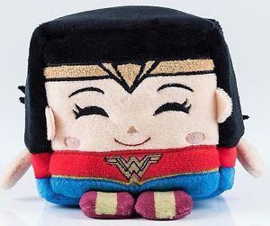 Batman Vs Superman Kawaii Cubes Wonder Woman DC Comics Plush