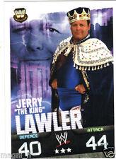 Slam Attax W Legends - Jerry LAWLER