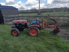 More details for kubota b6000 garden tractor