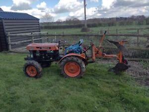 Kubota B6000 Garden Tractor