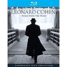 "LEONARD COHEN ""SONGS FROM THE ROAD"" BLU RAY NEU"