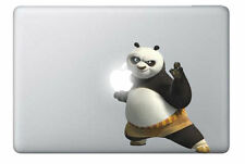 "Kung Fu Panda Apple Macbook Air/Pro/Retina 13/15/17"" Vinyl Sticker Skin Decal"
