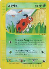 CCG 344 Pokemon Skyridge Reverse Holo Ledyba / Ledyba 72/144
