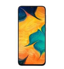 Samsung Galaxy A30 4G LTE 32GB - Black (Australian Stock)