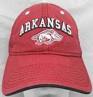 "Arkansas Razorbacks NCAA Russell Athletic ""the Game"" adjustable cap/hat"