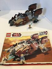 LEGO 7753 Star Wars Pirate Tank Set
