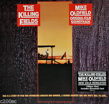 MIKE OLDFIELD - THE KILLING FIELDS, 2016 EU 180G vinyl LP + DOWNLOAD, SEALED!