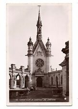 60 - cpa - CHANTILLY - La chapelle du château ( i 990)