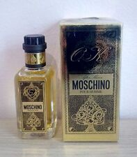 Aftershave vintage 50 ml  MOSCHINO POUR HOMME