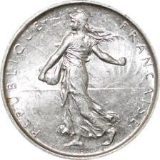 U2207 5 Francs Semeuse 1967 Argent Silver Splendide -> Faire offre