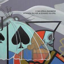 AMANDA PALMER & EDWARD KA-SPEL - I CAN SPIN A RAINBOW   CD NEW+