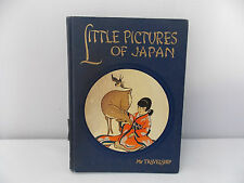 Little Pictures of Japan My Travelship- Olive Beaupre Miller & Sturges 1954