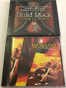 WARRANT Ultraphobic Canada CD 1995 CMC RARE +BONUS Hard Rock Classics Covered CD