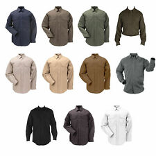 5.11 Tactical TacLite Professional Long Sleeve Shirt, Style 72175, Sizes XS-5XL