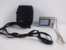 Kodak EasyShare C180 10.2MP Digital Camera Silver Tested 3X Optical Lens & Bag