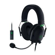 Razer BlackShark V2 Gaming Headset THX spatial Audio 3.5mm W USB Sound Card DF