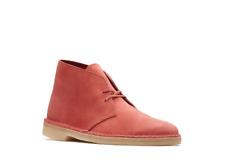 Clarks Originals Men's Desert Boots Clay Suede 26139225