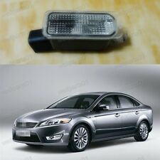 1Pcs Rear Number Licence Plate Light w/Bulb Holder For Ford Mondeo Mk4 2007-2010
