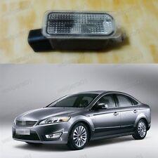 1Pcs Number Plate Light Licence w/Bulb Holder For Ford Mondeo Mk4 2007-2010