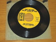 """60s ROCK 45 RPM  THE PEPPERMINT TROLLEY COMPANY - ACTA 815 - """"BABY YOU COME..."""""""
