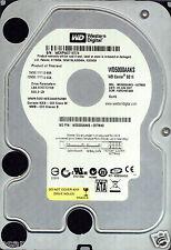 WESTERN DIGITAL SATA 500GB WD5000AAKS-00TMA0,  HARCHV2AAB