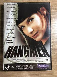 Hangmen (DVD, 1987) Sandra Bullock All Regions Free Postage
