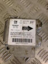 2004 MK4 1.7 DTI VAUXHALL ASTRA G 5DOOR HATCH ECU CONTROL MODULE 09229302BF