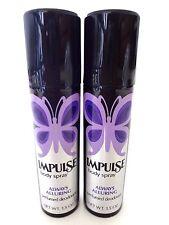 2 impulse bodyspray immer verführerische duft deodorant 1.5oz jeder