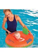 Zoggs Swimming Trainer Seat Orange 3-12 Months - Excellent Condition