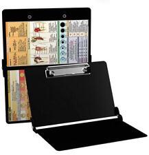 A4 Aluminium Alloy Clipboard Nursing Edition Folding Nursing Clipboard with pen